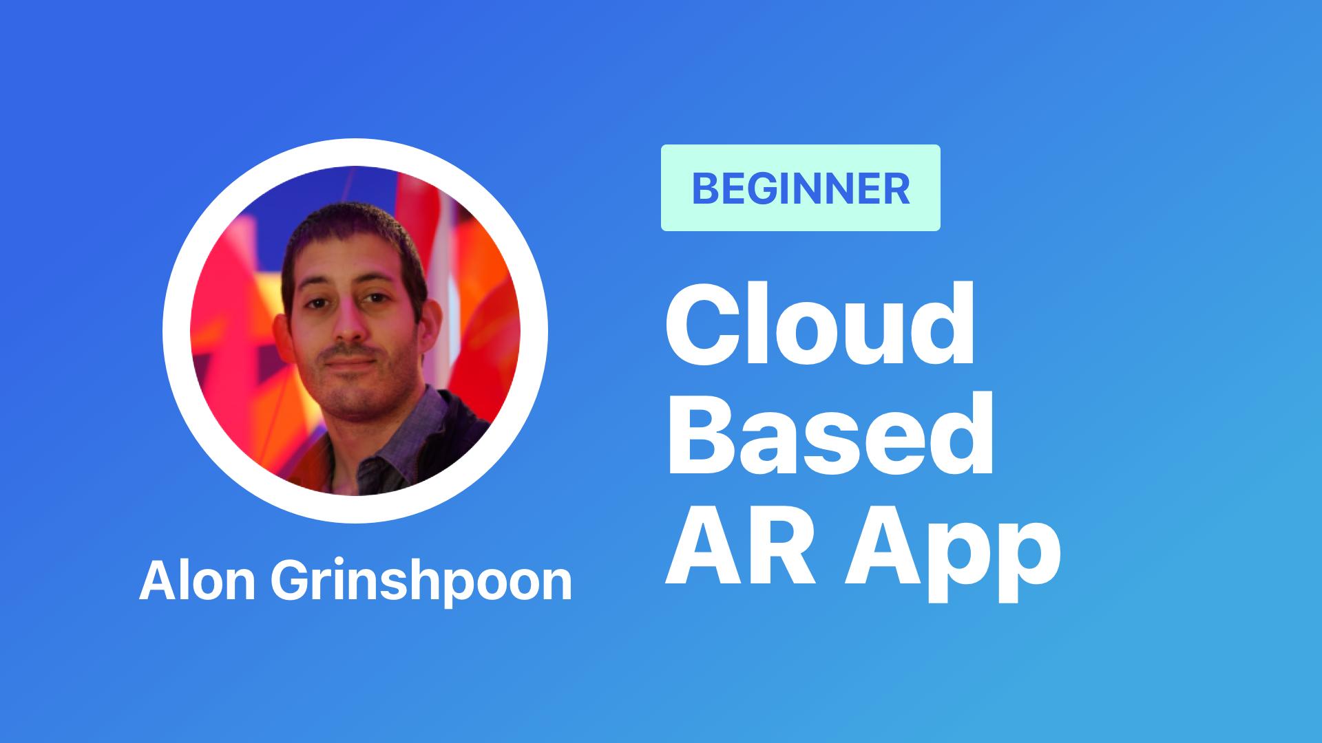 cloud based ar app