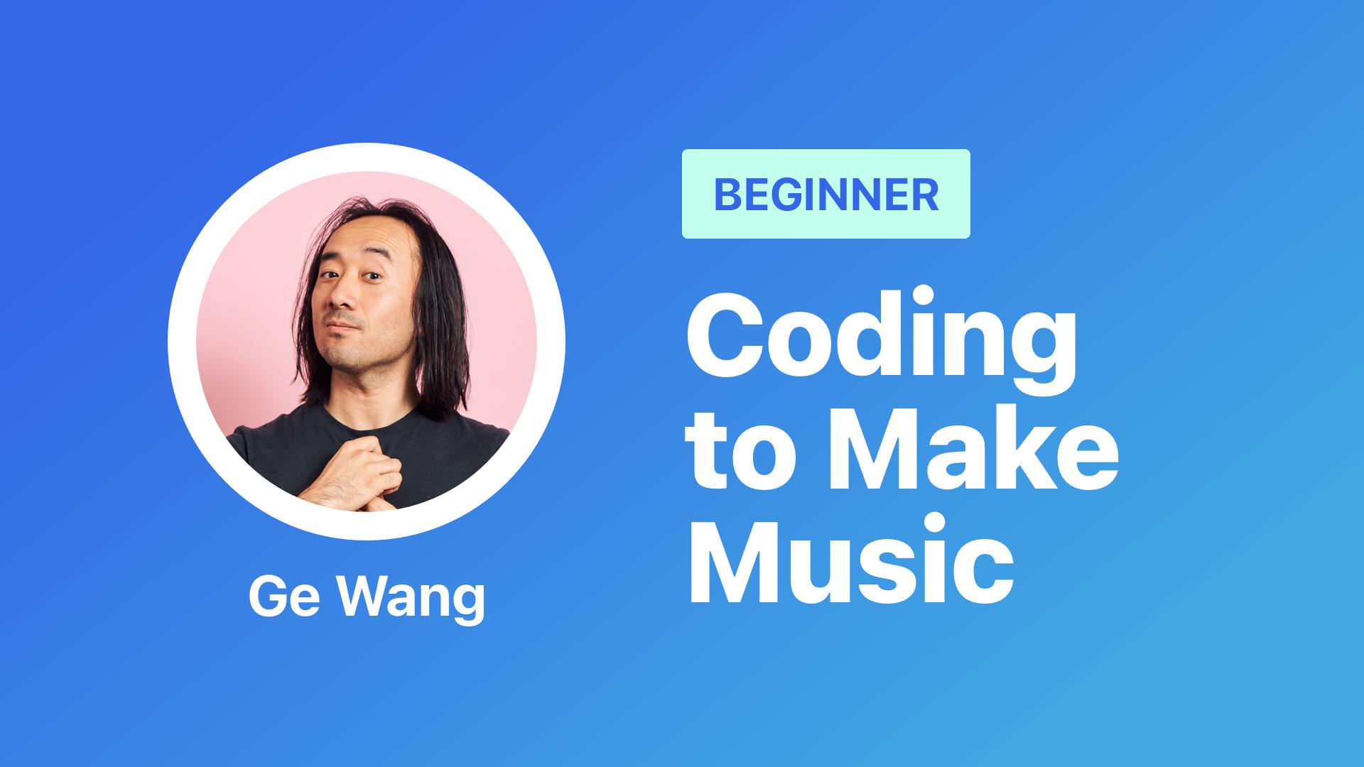 coding to make music