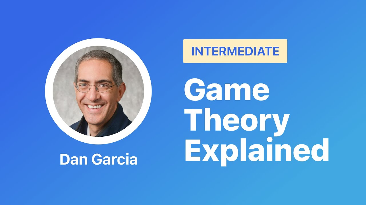 Game Theory Explained